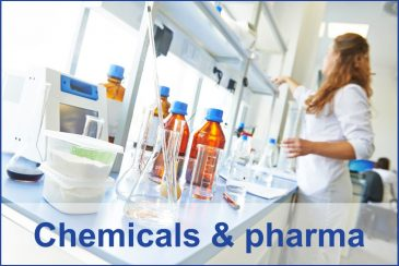 Chemicals & pharma