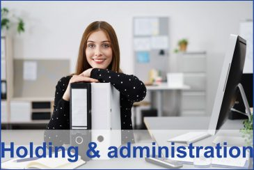 Holding & administration