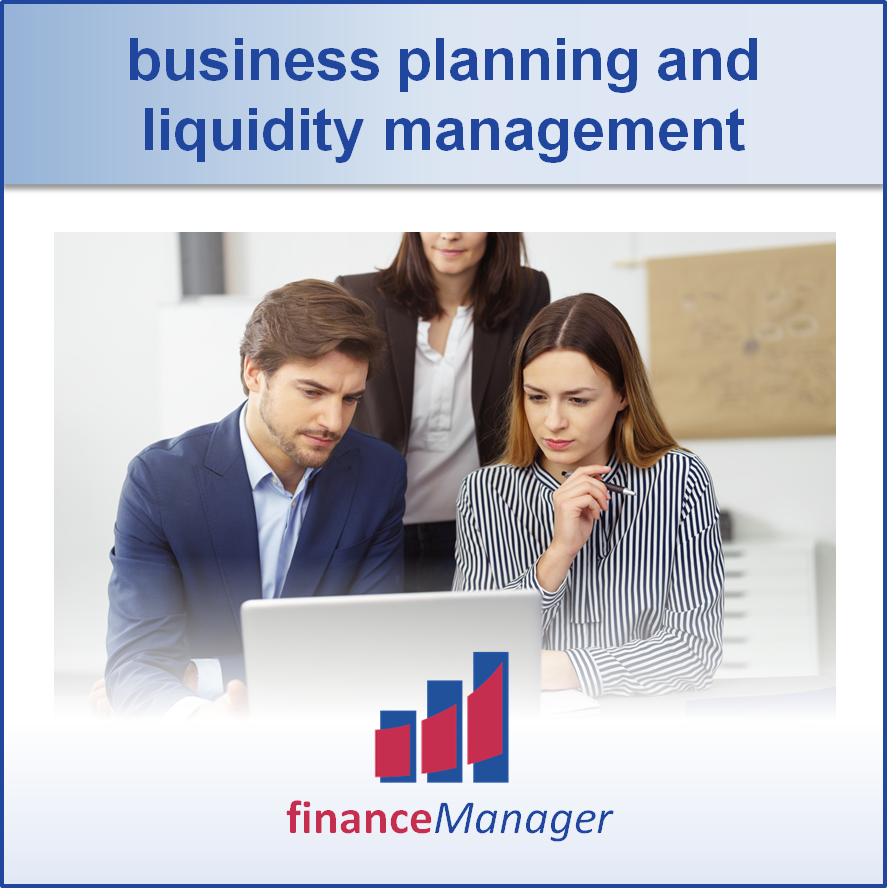 business planning and liquidity management
