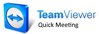 TeamViewer Quick Meeting